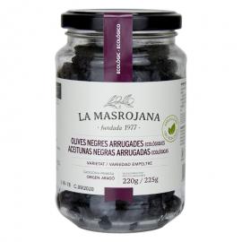 Olives negres arrugades ECO