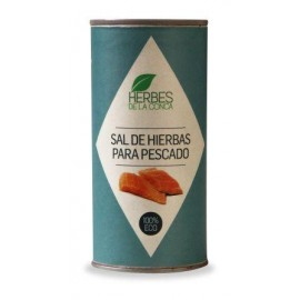 Sal de hierbas para pescado