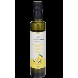 Oli d'oliva amb llimona
