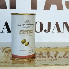 Olives farcides d'anxova