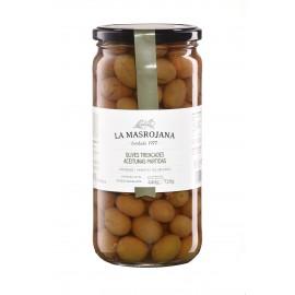 Olives Trencades