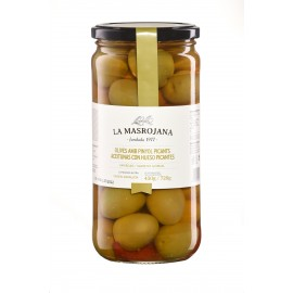 OLIVES GORDAL PICANTS