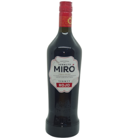 Vermut Miró ''Rojo''