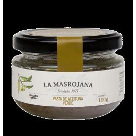 Paté d'oliva verda