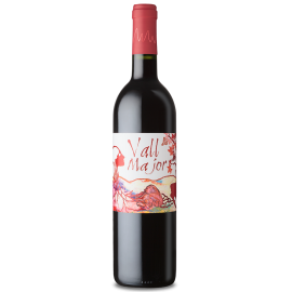 Vino Vall Major tinto