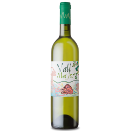 Vino Vall Major blanco